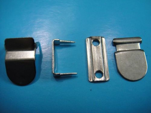 Metal Brass trousers Hook and Bar AVV-H002