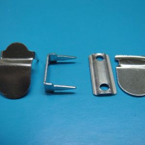 Metal Brass trousers Hook and Bar AVV-H006
