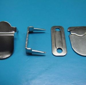 Metal Brass trousers Hook and Bar AVV-H008