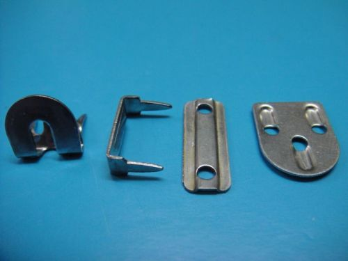 Metal Brass trousers Hook and Bar AVV-H009