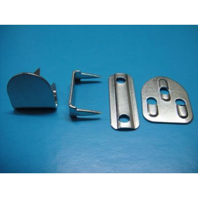 Metal Brass trousers Hook and Bar AVV-H010
