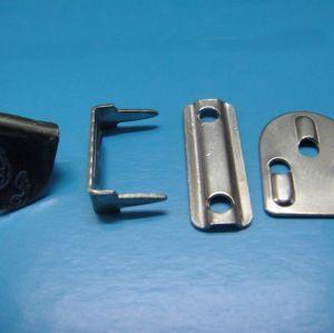Metal Brass Women Jeans Trousers Hook AVV-H012