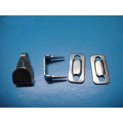Bronze Hook and Bar for Pant Garment Hooks AVV-H016