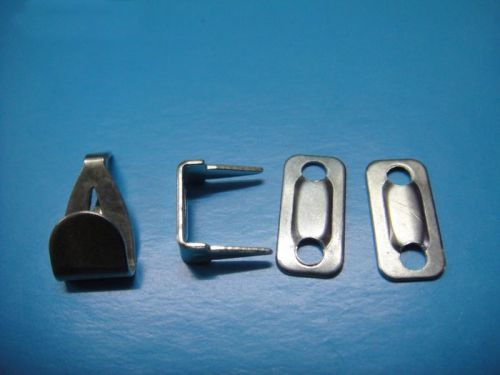 Bronze Hook and Bar for Pant Garment Hooks AVV-H016