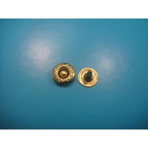 Metal Custom Jeans Rivets Buttons AVV-R008