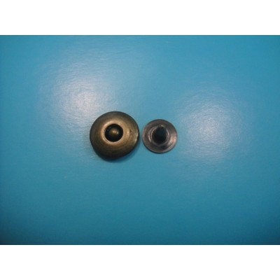 Metal Brass Denim Rivets and Buttons AVV-R009