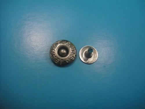 Metal Brass Denim Rivets and Buttons
