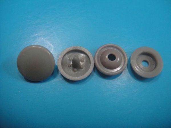 塑料四合扣  T17