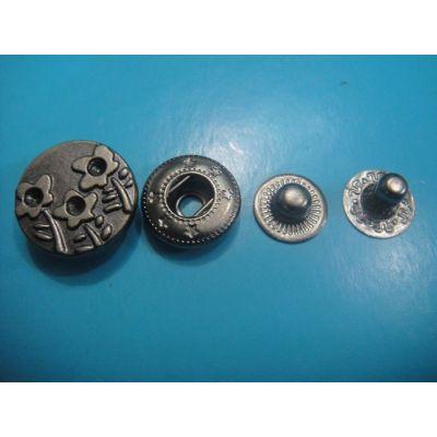 锌合金四合扣  AVV-ZS011