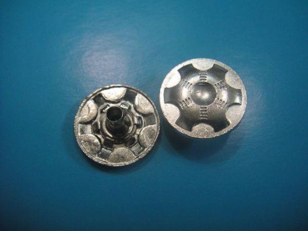 锌合金四合扣  AVV-ZS005