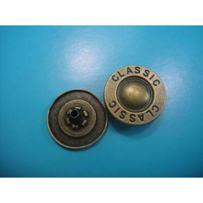 锌合金四合扣  AVV-ZS021