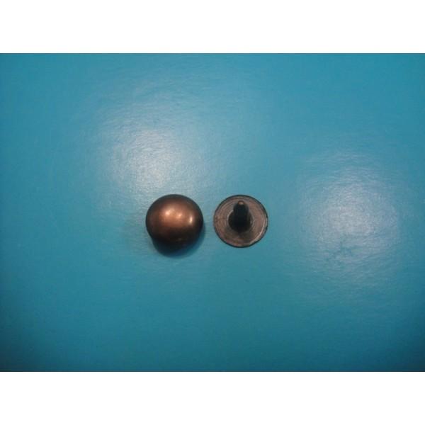 Nut Plate Silver Denim Rivets AVV-R0017