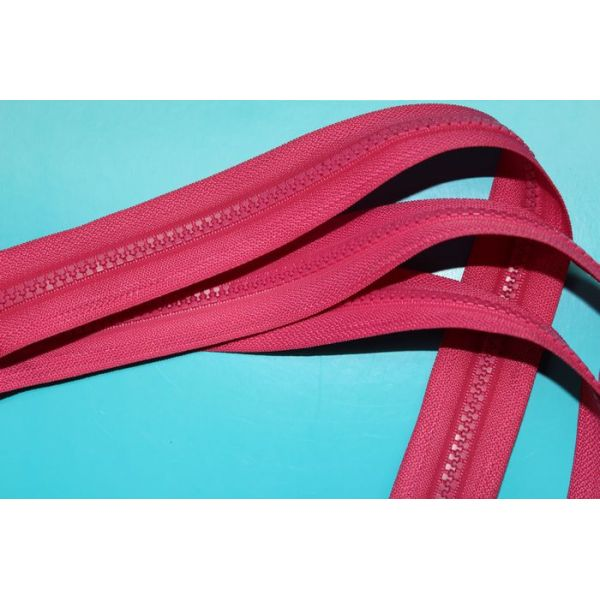#5 resin long chain zipper  AVV-RZ013