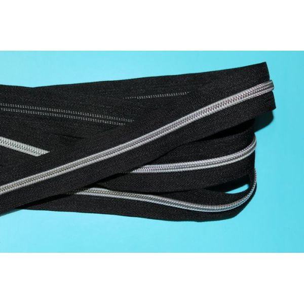 #5  nylon  long chain zipper  AVV-DZ001