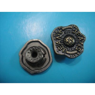 special Jeans button