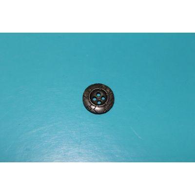 Zinc Alloy Sewing Button ( AVV-K001)