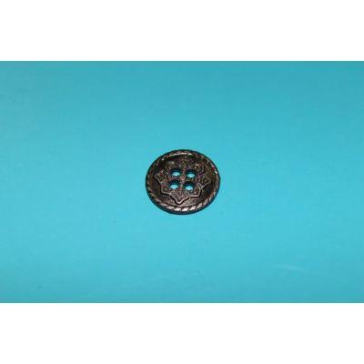 Zinc Alloy Sewing Button ( AVV-K005)