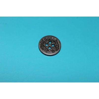 Zinc Alloy Sewing Button ( AVV-K006)