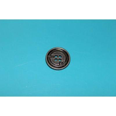 Zinc Alloy Sewing Button ( AVV-K008)
