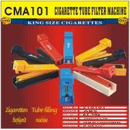 البلاستيك فلتر السجائر المتداول آلة أنبوب