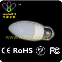 Led candle light C37C W3 V201