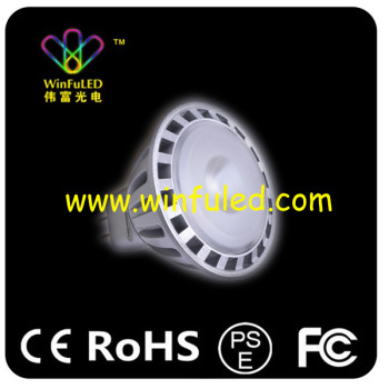 1X3W MR16 LED Spot Lamps