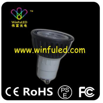3X1W GU10 LED Spotlight