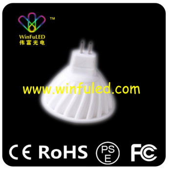 4X1W MR16 LED Spotlight
