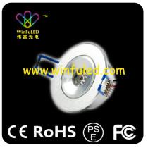 Surface Mounted 3W Led Ceiling Light