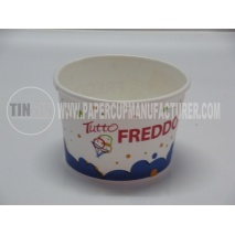 new design ice cream paper cup