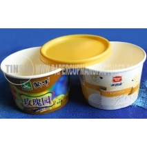 ice cream paper buckets