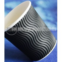 disposable S ripple cups