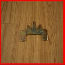 Brass stamped part