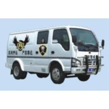 Isuzu 600P Cash  Armored Cash Carrier