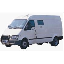 Ford Transit Armored Cash Carrier