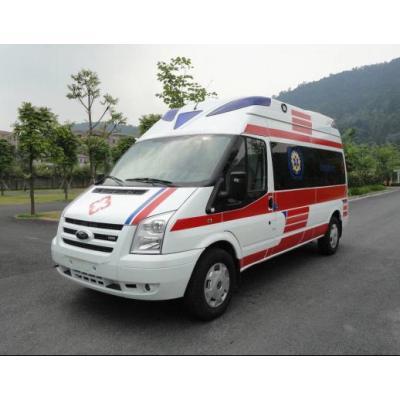 Ford V348 high roof ward-type ambulance