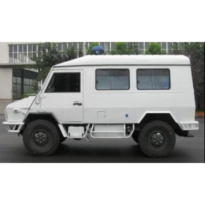 IVECO (4WD) ambulance