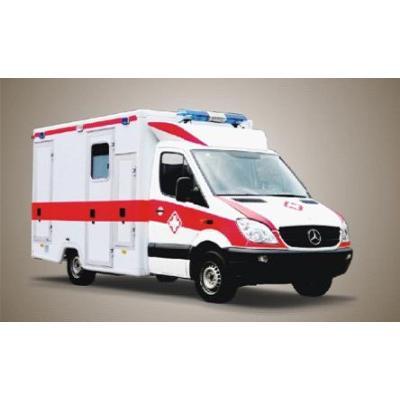 Benz Negative Pressure Ambulance