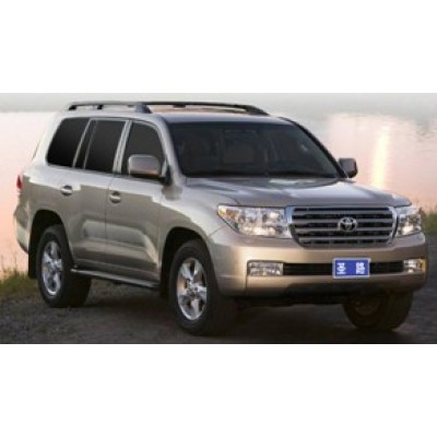 Armored Toyota Land Cruiser