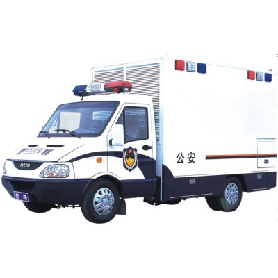 Mobile Power Vehicle