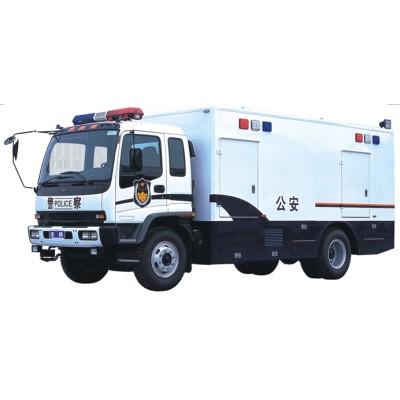 Water Supply Vehicle