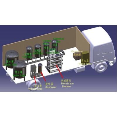 Water Purification Vehicle