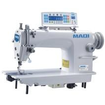 LS 8700-D2 High speed computerized lockstitch sewing machine