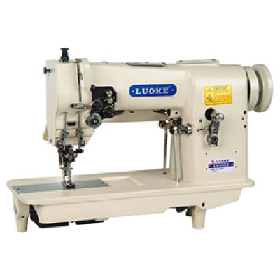 LK8902 Large hole double-needle ringlet embroidering sewing machine