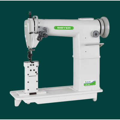 SINGLE/TWIN-NEEDLE POSTBED LOCKSTITCH SEWING MACHINE