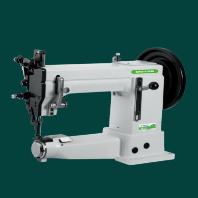 EXTRA HEAVY CYLINDER BED SINGLE-NEEDLE WALKING FOOT SEWING MACHINE