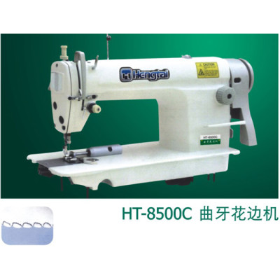 HT-8500C Curved teeth lace machine