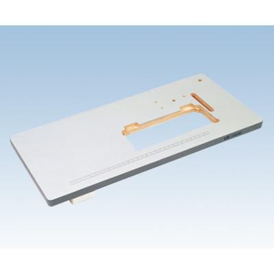 plasrically edged table