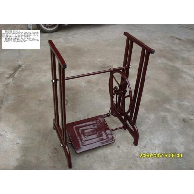 tube steel stand