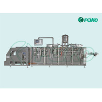 Horizontal Automatic Liquid Doypack Pouch Packing Machine